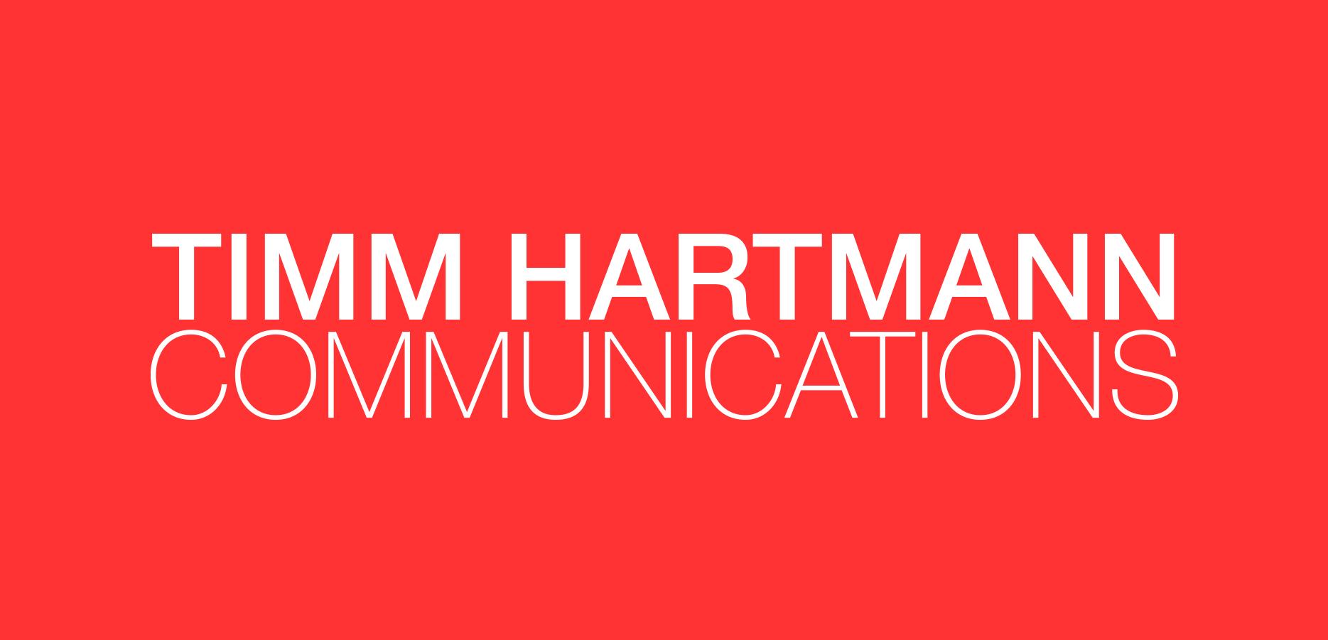 Timm Hartmann - Logo